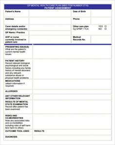 Care Plan Templates  Google Search  Care Plan Templates