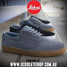 Lakailtd  GriffinXLK Grey and Gum Suede are now in! 👌 Skateboard Shop a9ec3625a