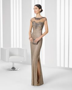 Pinterest vestidos de gala cortos