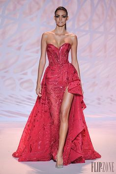 Zuhair Murad Haute Couture Collection for Fall/Winter 2014/2015