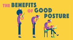 Os benefícios da boa postura - Murat Dalkiniç