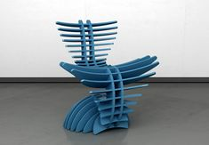 The Atlas Chair by Scott Jarvie