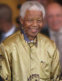Nelson Mandela: Il poeta della Pace