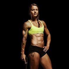 Christmas Abbott.... She's pretty cool