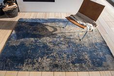 Abyss Blue 8629 : Mad Men Cracks Collection by Louis De Poortere