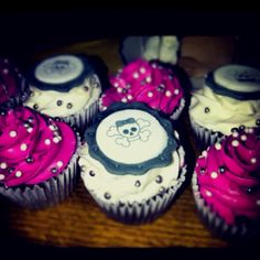 Badass cupcakes!