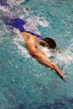 Swimming the 200 Freestyle...An activity that I sometimes miss...Picture taken in Lewistown, Pennsylvania...