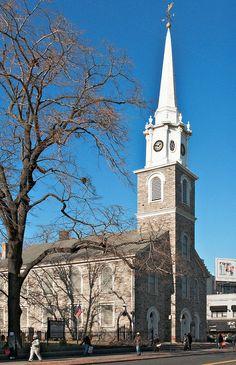 Reformed Protestant Dutch Church of Flatbush (1796), 890 Flatbush Avenue, Flatbush, Brooklyn, New York by lumierefl, via Flickr