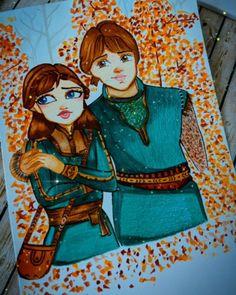 Princess Zelda, Disney Princess, Disney Inspired, Fashion Sketches, Disney Characters, Fictional Characters, Anna, My Arts, Portrait