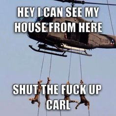 shut the f**k up carl
