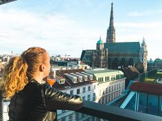 Vienna has many rooftop bars & Cafes to discover, but you need to know where to go to find them! Check our guide for the very best rooftop bars and cafes Klagenfurt, Best Rooftop Bars, Heart Of Europe, Like A Local, Salzburg, Where To Go, City, Prague, Travel