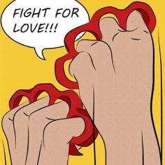... Fight for Love.