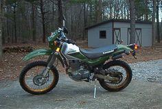 2002 Kawasaki Super Sherpa