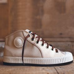 Spartak Sneakers Sand, 48€, now featured on Fab.