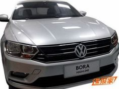Volkswagen Bora for China