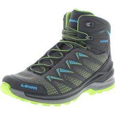 Lowa Innox GTX Mid Trekking Schuhe Herren Art 42 NEU 310603-9930 Schwarz Gr