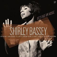 Let's Face the Music/Shirley Bassey [LP] - Vinyl