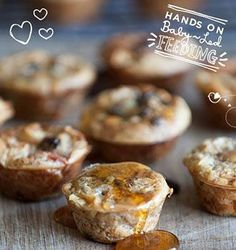 One of the best breakfast recipes for baby led weaning. These nutritious little breakfast muffins for babies are full of goodness & ideal for little hands.