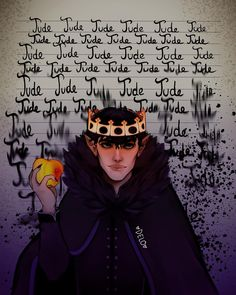 The Cruel Prince Holly Black Books, Good Books, My Books, Queen Of Nothing, Tears In Eyes, Favorite Book Quotes, Books For Teens, Sarah J, Book Fandoms