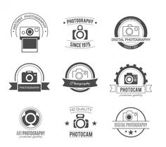 Millions of Free Graphic Resources. ✓ Vectors ✓ Stock Photos ✓ PSD ✓ Icons ✓ All that you need for your Creative Projects Retro Photography, Photography Logo Design, Photography Business, Photography Packaging, Amazing Photography, Typography Logo, Logo Branding, Branding Design, Lettering