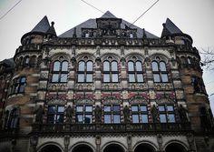 Das Landgericht Bremen mit den 10 Geboten