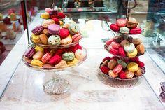 No se puede estar en Francia y no probar los característicos Macarons. #ConcursoBellmurJeans #Nicole