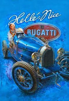 Bugatti Queen