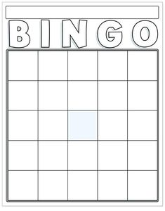 Discover recipes, home ideas, style inspiration and other ideas to try. Bingo Cards To Print, Free Printable Bingo Cards, Bingo Card Template, Templates Printable Free, Printables, Blank Bingo Board, Bingo Card Generator, Free Word Document, Valentine Bingo