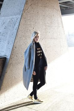 Acne   Minimal + Chic   @CO DE + / F_ORM