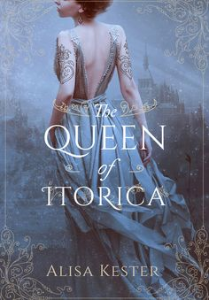 E-book - The Queen Of Itorica by MirellaSantana on @DeviantArt