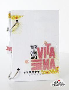 Mini album VITAMINA