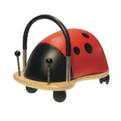 Wheely Bugs on Sale! A multi award winning early learning toy - small Wheely Bug Ladybug for Toddlers