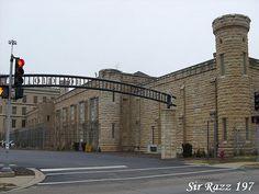 Joliet Penitentiary in Joliet, IL.