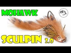 Fly Fish Food -- Fly Tying and Fly Fishing : Mohawk Sculpin v 2.0