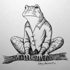 Frogmire cloven (fan art)