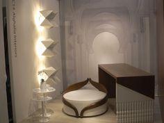 Geometric patterns in interior design {Islamic architecture and contemporary design} ~ Elan Magazine