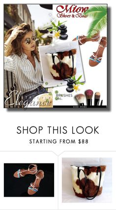 """""""MiowBali -  8"""" by ramiza-rotic ❤ liked on Polyvore featuring Bobbi Brown Cosmetics"""