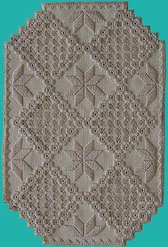 Hardanger - 1 Tapestry - Textile