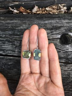 Natural Stones, Ear Rings