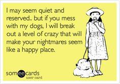 Or kids. Beware