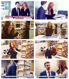"""""""I'm the Fax Whisperer."""" {gif} #suits"""