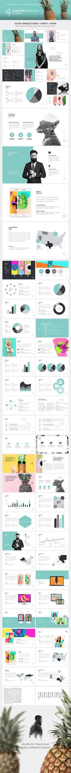 Universe PowerPoint Presentation - powerpoint brochure template