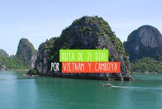 ¿Vas a viajar como mochilero por el sudeste asiático? Esta ruta de viaje por Vietnam y Camboya te permitirá conocer lo mejor de ambos países.