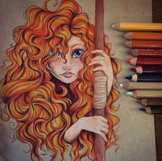 Merida art                                                                                                                                                                                 More