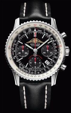 Breitling - Navitimer AOPA. Return of a legend. In tribute to the legendary 1950s Navitimer AOPA.