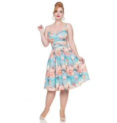 Perfect #Summer Sundays with this beautiful #VoodooVixen Aria Hot Air Balloon #Vintage #Dress order at www.roroxboutique.com#RoRoxBoutique