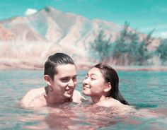 Funny Mind Tricks, Beautiful Boys, Beautiful Pictures, James Reid, Nadine Lustre, Pink Wallpaper Iphone, Jadine, Partners In Crime, Couple Pictures