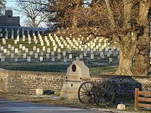 Gettysburg Battlefield & National Cemetery - Gettysburg, Pennsylvania 2009