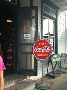 Wild Buffalo Valley's general store