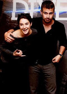 shailene and theo relationship trust